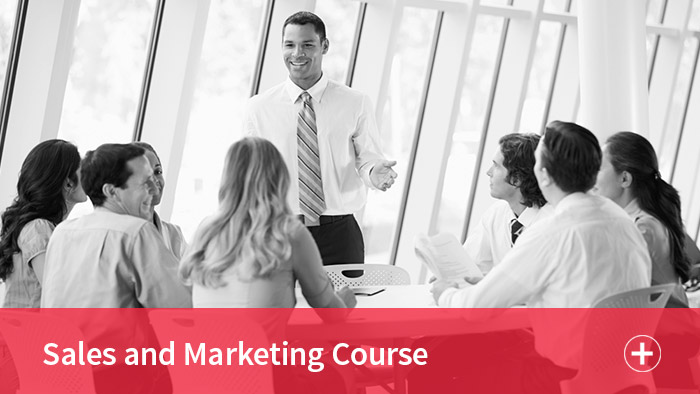 Sales and Marketing Course
